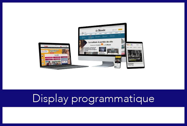 Display programmatique